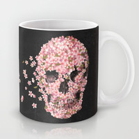 A Beautiful Death Mug by Terry Fan