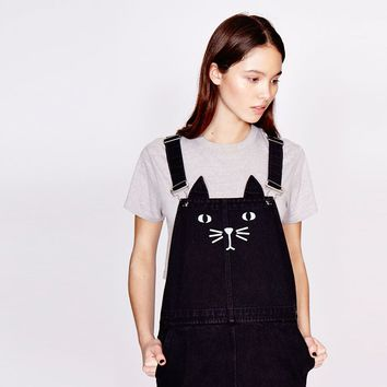 Lazy Oaf Cat a Fore Dress