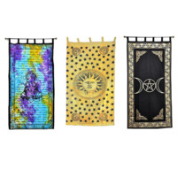 Tapestry Curtain Set
