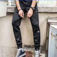 THE NORTH FACE Men Fashion Print Sport Stretch Pants Trousers Sweatpants G-A-XYCL