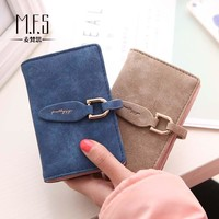 Female Leather 20 Slot Business /ID /Credit Card Holder