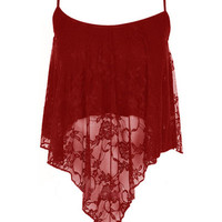 sirenlondon — Luxe Lace Top