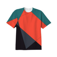 Color Block Tee created by duckyb | Print All Over Me