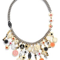 Women's MARC BY MARC JACOBS Frontal Necklace