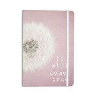 """Susannah Tucker """"It Will Come True"""" Pink Flower Everything Notebook"""