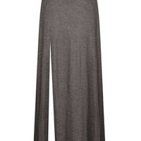 Grey Split Front Maxi Skirt - New In This Week  - New In