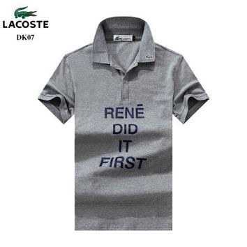LACOSTE T-Shirt Top Tee