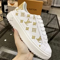 Louis Vuitton LV The latest leisure sports shoes