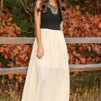 Our Lips Are Sealed Maxi Dress