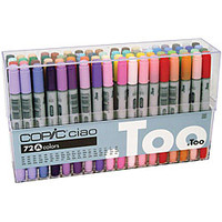 Copic Ciao 72-piece Marker Set | Overstock.com