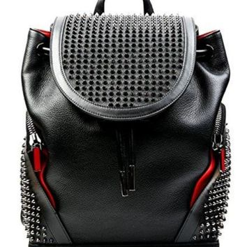 CL Inspired Backpack Studded
