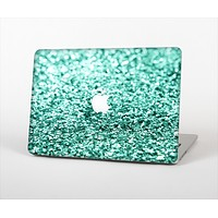 "The Glimmer Green Skin Set for the Apple MacBook Pro 13"" with Retina Display"