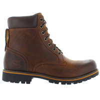 """Timberland Earthkeepers Rugged 6"""" - Copper Leather Logger Boot"""
