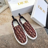 DIOR Step on Lefu shoes