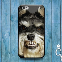 iPhone 4 4s 5 5s 5c 6 6s plus iPod Touch 4th 5th 6th Generation Cute Funny Puppy Dog Pet Growl Doggy Cool Funny Phone Cover Girl Boy Case +