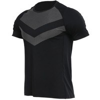 Running Vests Jogging Men's Summer Outdoor Sports T-shirts Cotton Breathable Short Sleeve Round Neck Running T-Shirt Sleeveless Vest KO_11_1