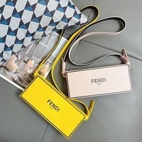 FENDI Box bag shoulder bag