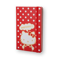 [14 Hello Kitty - notebook Plains / Red L  - Other Note
