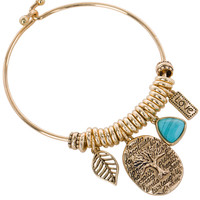 Happiness Bracelet - Gold
