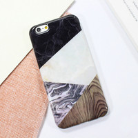 Unique Marble iPhone  6 6s Plus Case Cover