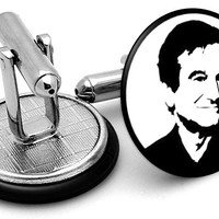 Robin Williams Cufflinks
