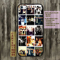 5 second of summer photo collage Case for by CanisDirusStore