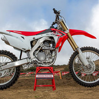 2014 CRF250R Overview - Honda Powersports