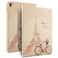 For Apple iPad Pro 9.7 Cases PU Leather Smart Cover table accessories case Sleep  Wake up case for apple iPad pro
