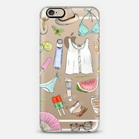 Summer Time Style by Cindy Mangomini iPhone 6 case by hellogiggles | Casetify