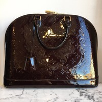 Louis Vuitton 'Alma GM' Handbag
