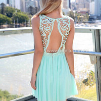 ENLESS SUMMER LACE DRESS , DRESSES, TOPS, BOTTOMS, JACKETS & JUMPERS, ACCESSORIES, 50% OFF , PRE ORDER, NEW ARRIVALS, PLAYSUIT, COLOUR, GIFT VOUCHER,,Green,LACE,SLEEVELESS,MINI Australia, Queensland, Brisbane