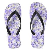 Lavender Swirling Marbled Pattern Flip Flops | Zazzle.co.uk