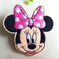 Disney Patch Minnie Mouse Iron on Patches 10-H