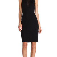 bless'ed are the meek Reflect Dress in Black