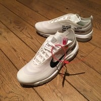 Nike: The TEN x Off White Air Max 97 - UK8
