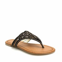Fool For Jewel Sandals