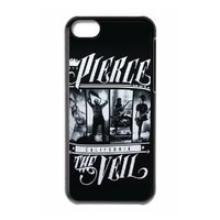 Music Band Pierce the Veil Poster Hard Shell Case for iPhone 5C