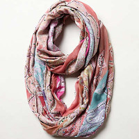 Anthropologie - Paisley Parasol Infinity Scarf