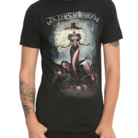 In This Moment Black Widow T-Shirt 3XL