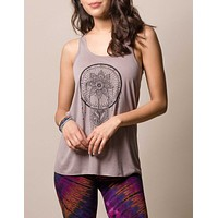 Lotus Dreamcatcher Racerback Tank - 2XL Only