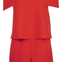Bardot Overlay Playsuit - New In This Week - New In
