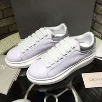 Alexander Mcqueen Fashion Casual Sneakers Sport Shoes-6