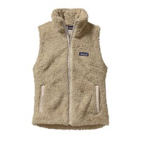 Patagonia Women's Los Gatos Fleece Vest | Pebble Grey