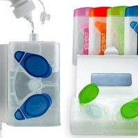 Contact Solution Contact Travel Case
