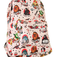 Star Wars Retro Tattoos Backpack
