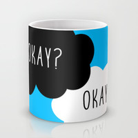 Okay? Okay. The Fault in Our Stars Mug by Janice Wong   Society6