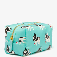 French Bulldog Cosmetic Pouch