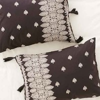 Plum & Bow Bessum Border Sham Set
