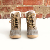 Snowdays Boots - Camel