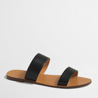 Factory boardwalk sandals